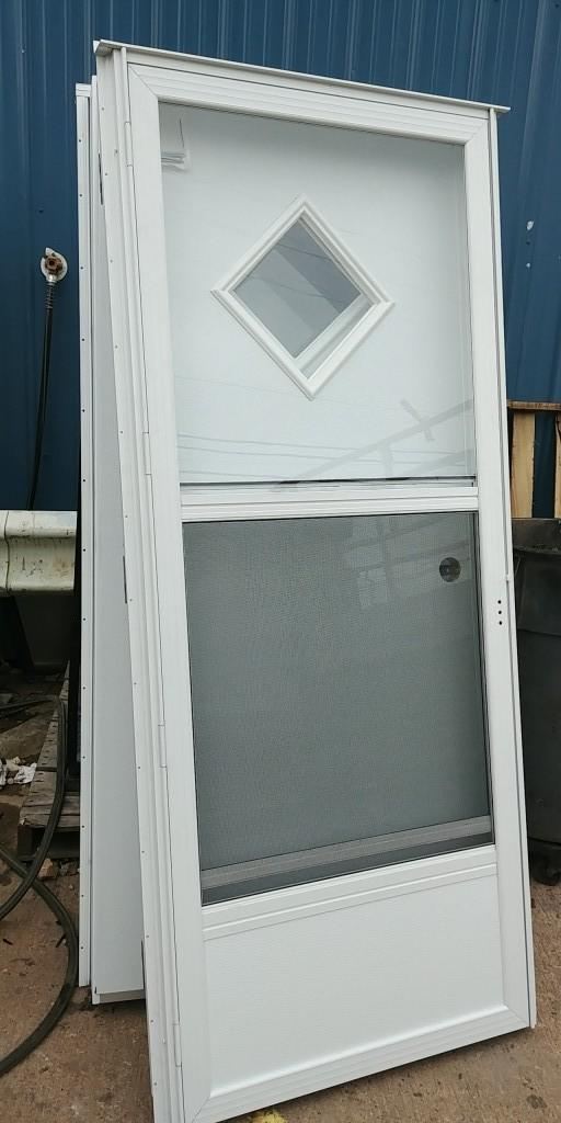 door-screen-combo